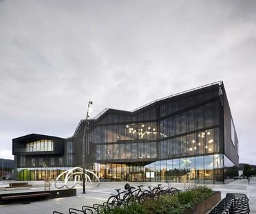 Architecture for culture