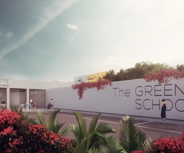 Carlo Ratti Associati The Greene School – Garden School in Florida