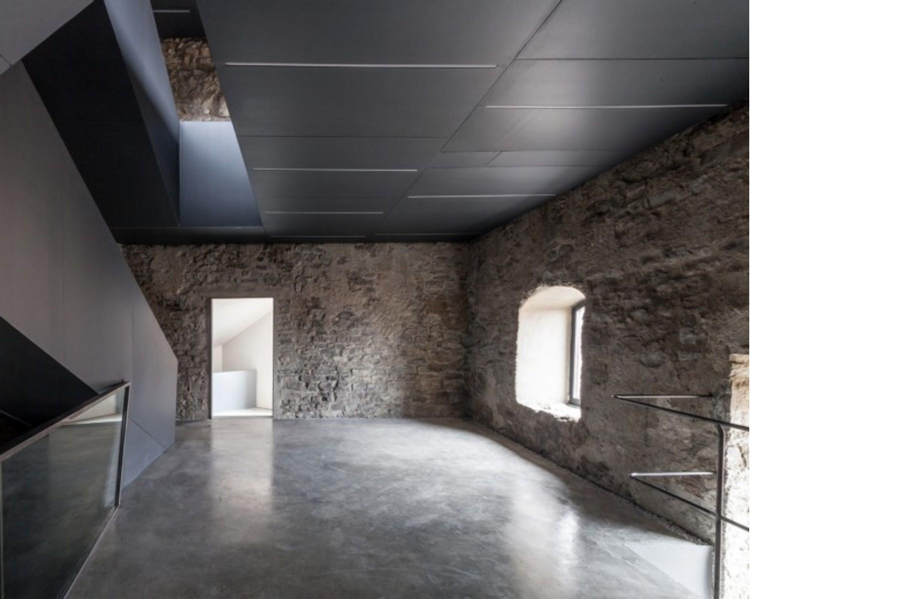 Architetti A Bergamo cn10 architetti torre del borgo villa d'adda bergamo