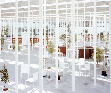 Junya Ishigami wins the BSI Swiss Architectural Award