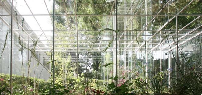 Junya Ishigami wins the BSI Swiss Architectural Award