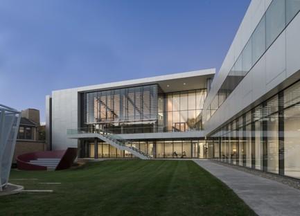 Perkins+Will Tinkham Veale University Center, CWRU, Ohio