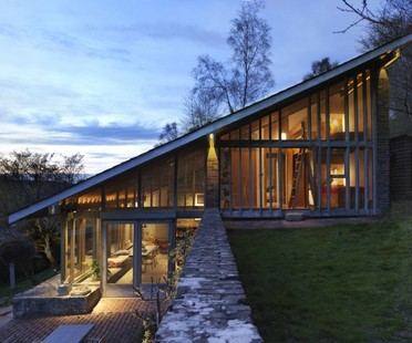 Coppin Dockray Architects Ansty Plum renovation and expansion