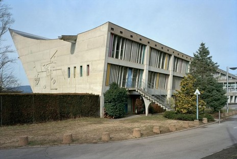 Le Corbusier's projects become UNESCO World Heritage Sites
