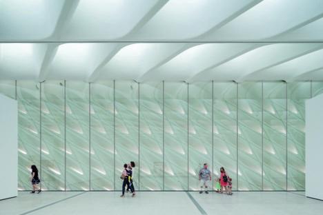 Broad Museum: Diller Scofidio + Renfro Los Angeles