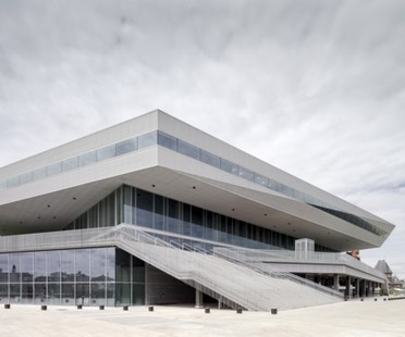 Schmidt Hammer Lassen DOKK1 the world's best library