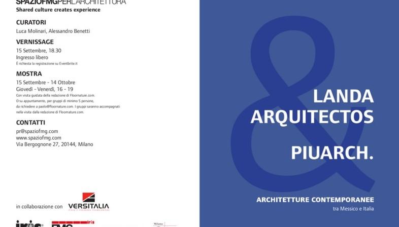 At SpazioFMG Landa Arquitectos & Piuarch