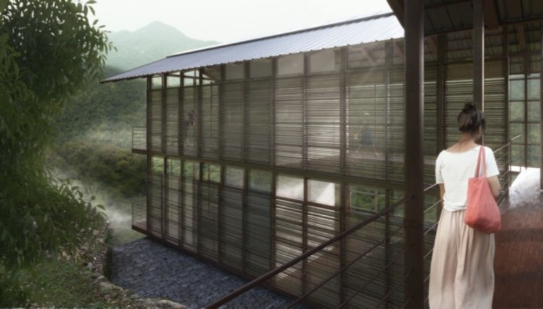 Carlo Ratti Associati Pankhasari sustainable shelter in the Himalayas