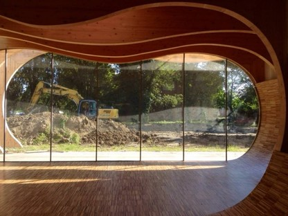 MC A Mario Cucinella Architects Nursery School in Guastalla