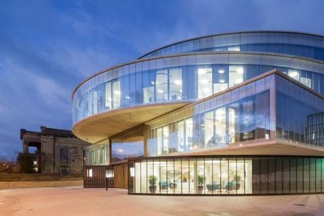 Herzog & de Meuron Blavatnik School of Government Oxford University