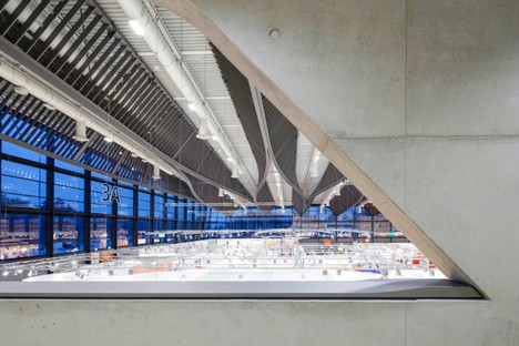 Zaha Hadid Architects Nuernbergmesse Hall 3c Floornature