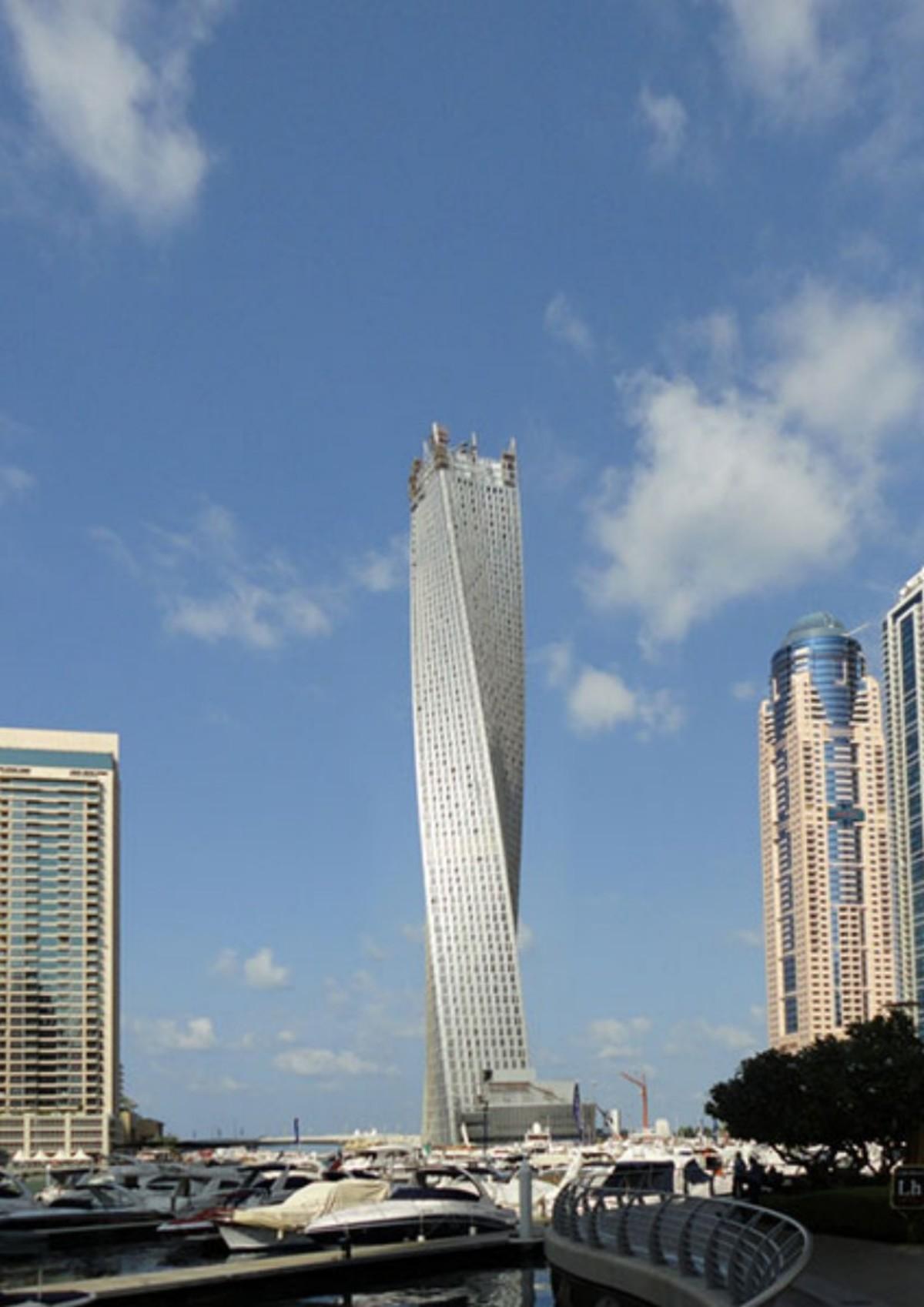 Twisting Towers | Floornature