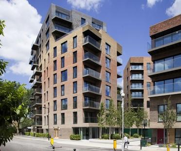dRMM Architects Trafalgar Place Housing Development London