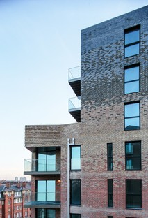 The finalists for the RIBA Stirling Prize