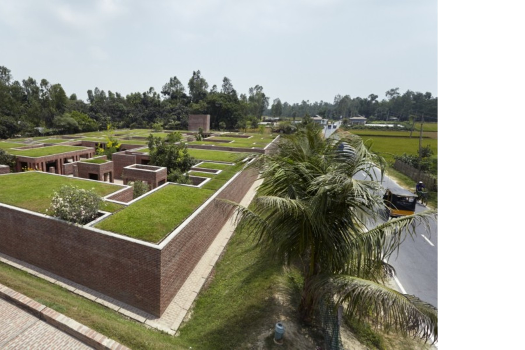 Aga Khan Award for Architecture winners | Floornature