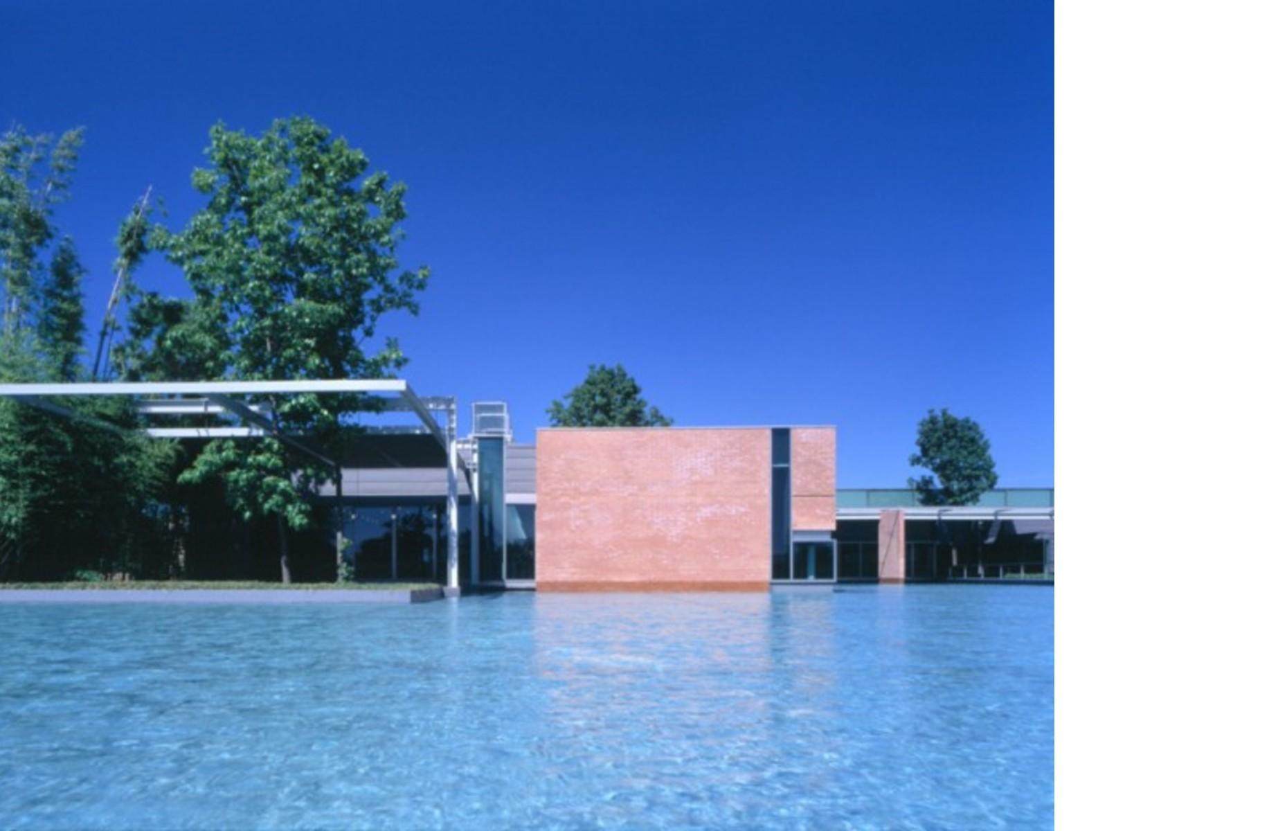 Alessandro Bucci Architetti lecture by guido canali in parma | floornature