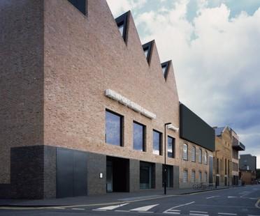 RIBA Stirling Prize Caruso St John's Newport Street Gallery