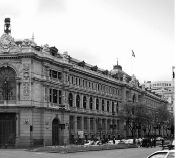 Paredes Pedrosa Arquitectos National Bank of Spain, Madrid