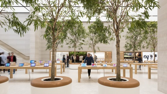 Foster + Partners Apple Flagship Store Regent Street, London