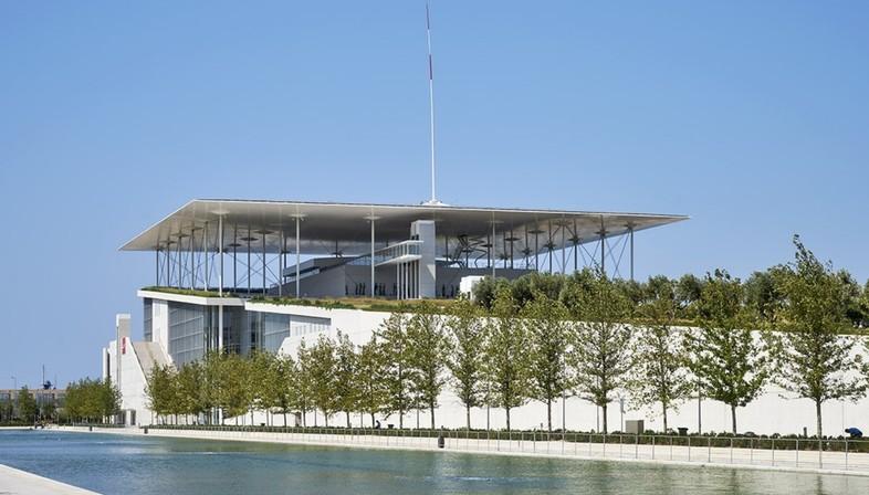 RPBW Cultural Centre Stavros Niarchos Kallithea Foundation