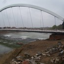 Richard Meier's Cittadella Bridge inaugurated in Alessandria