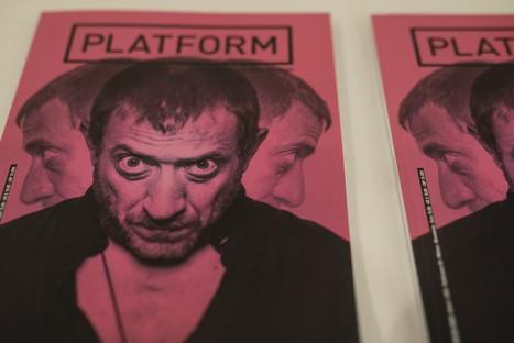 Bernard Khoury exhibition opens at SpazioFMGperl'Architettura