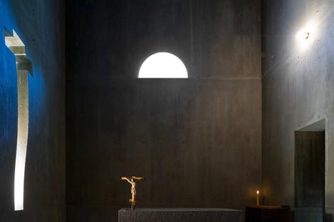 Alvaro Siza Sacro exhibition at Maxxi Roma