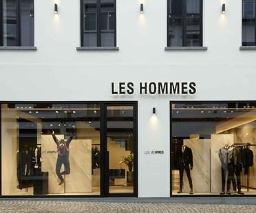 Piuarch Les Hommmes Antwerp flagship store
