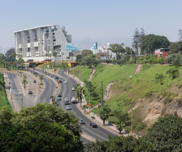 Grafton Architects UTEC University Campus in Lima, Peru