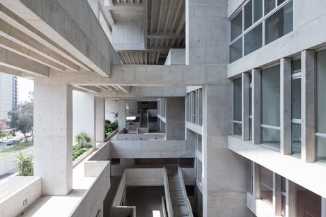 Grafton Architects UTEC University Campus in Lima, Peru