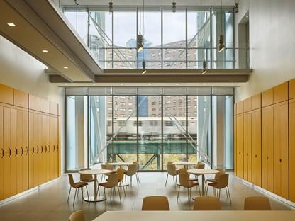 Renzo Piano Building Workshop Columbia Manhattanville Campus