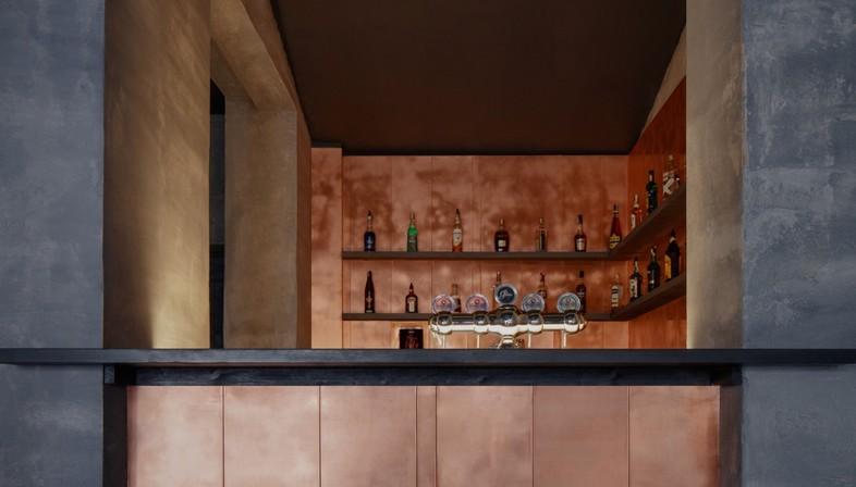 Zavoral Architekt S Copper Bar Floornature
