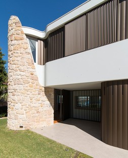 Luigi Rosselli Architects Martello Tower Home