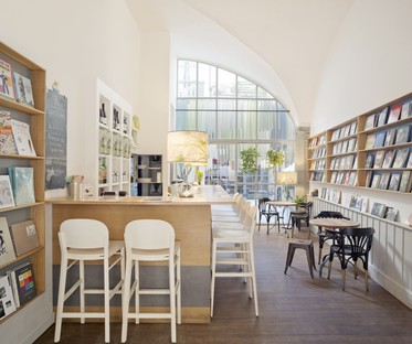 Deferrari + Modesti Brac Bookstore Florence