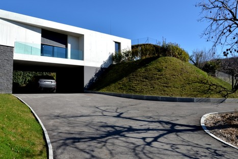 Jpa Antorini VIO home on the hills in Lugano
