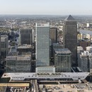 Foster + Partners Crossrail Place - Canary Wharf, London