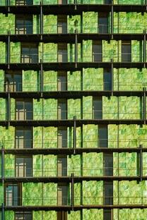 Maison Edouard François M6B2 Biodiversity Tower Paris