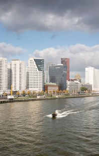 KAAN Architecten's new De Bank building in Rotterdam