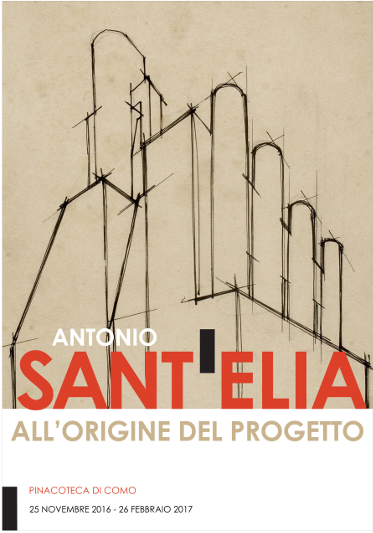 Antonio Sant'Elia centennial, exhibitions in Como and Milan