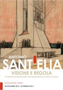 Antonio Sant'Elia centennial, exhibitions in Como and Milan