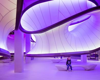 Zaha Hadid Architects Mathematics: The Winton Gallery London