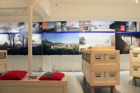 Archiméditerranéenne exhibition - Corinne Vezzoni et associés, Paris