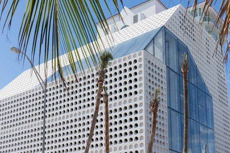 OMA Faena Forum, Faena Bazaar and Park - Miami Beach