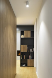 Apartment in Ljubljana by SoNo Architects