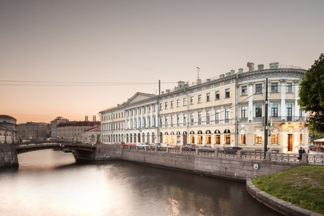 Piuarch Amber&Art Flagship Store in St. Petersburg