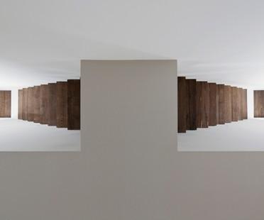 Westway Architects vertical loft in Milan