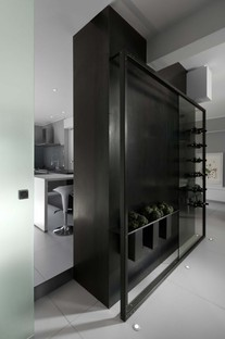 Monteverde apartment in Rome by Noses Architects
