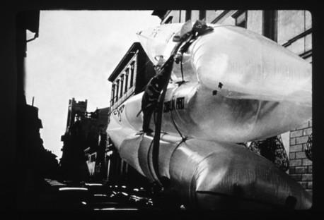Architettura Invisibile Exhibition - Carlo Bilotti Museum