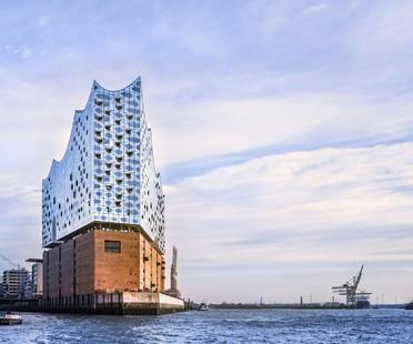 Herzog & de Meuron's Elbphilharmonie in Hamburg opens