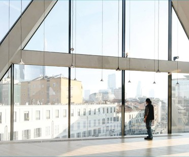 Feltrinelli Milan: Herzog & De Meuron new headquarter of Fondazione Giangiacomo